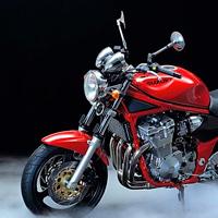 вождение тяжелого мотоцикла