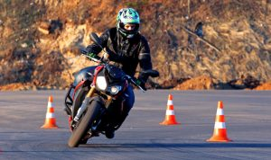 контраварийное вождение мотоцикла киев