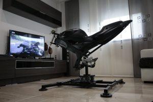 симулятор вождения мотоцикла