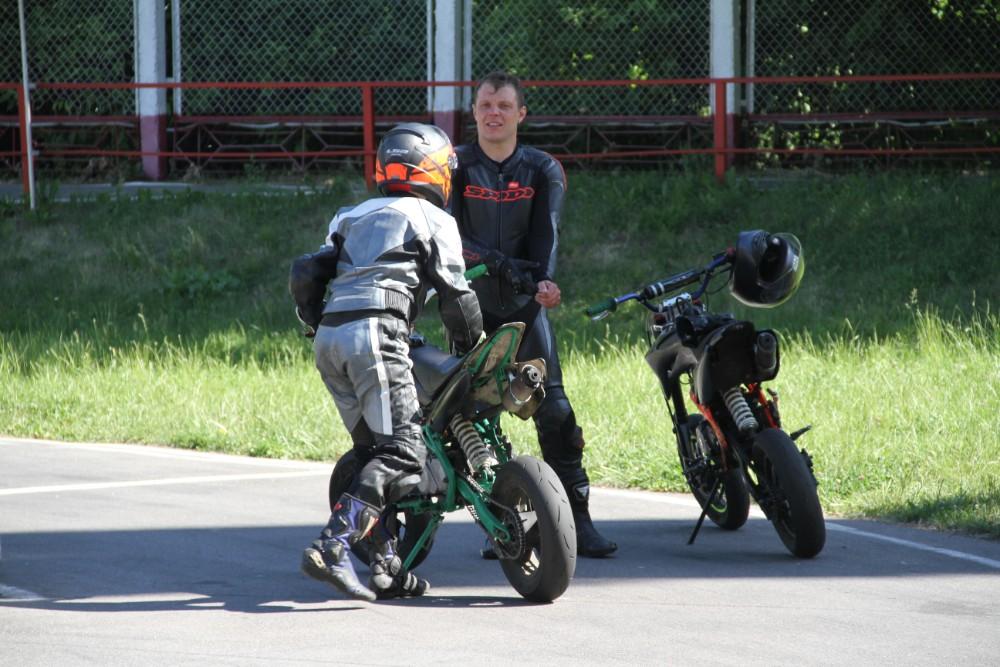 инструктор мотошколы владимир