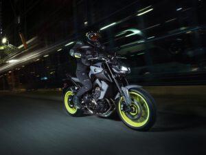 вождение мотоцикла ночью