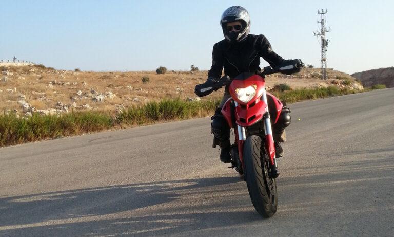 ошибки при вождении мотоцикла