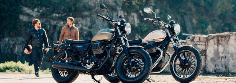 дорожный мотоцикл против спортивного
