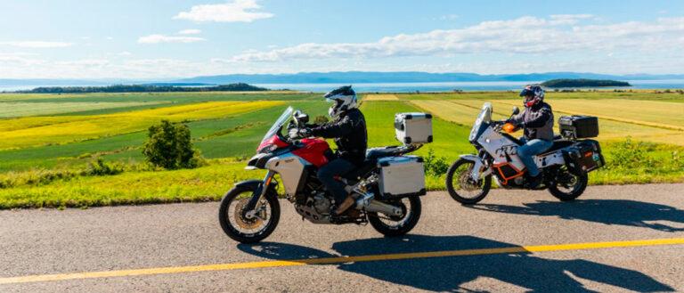какой мотоцикл для путешествий выбрать