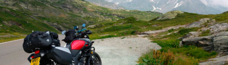 мотоцикл для путешествия