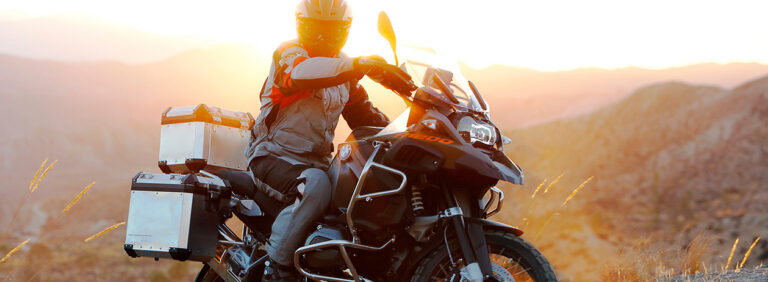 особенности вождения тяжелого мотоцикла